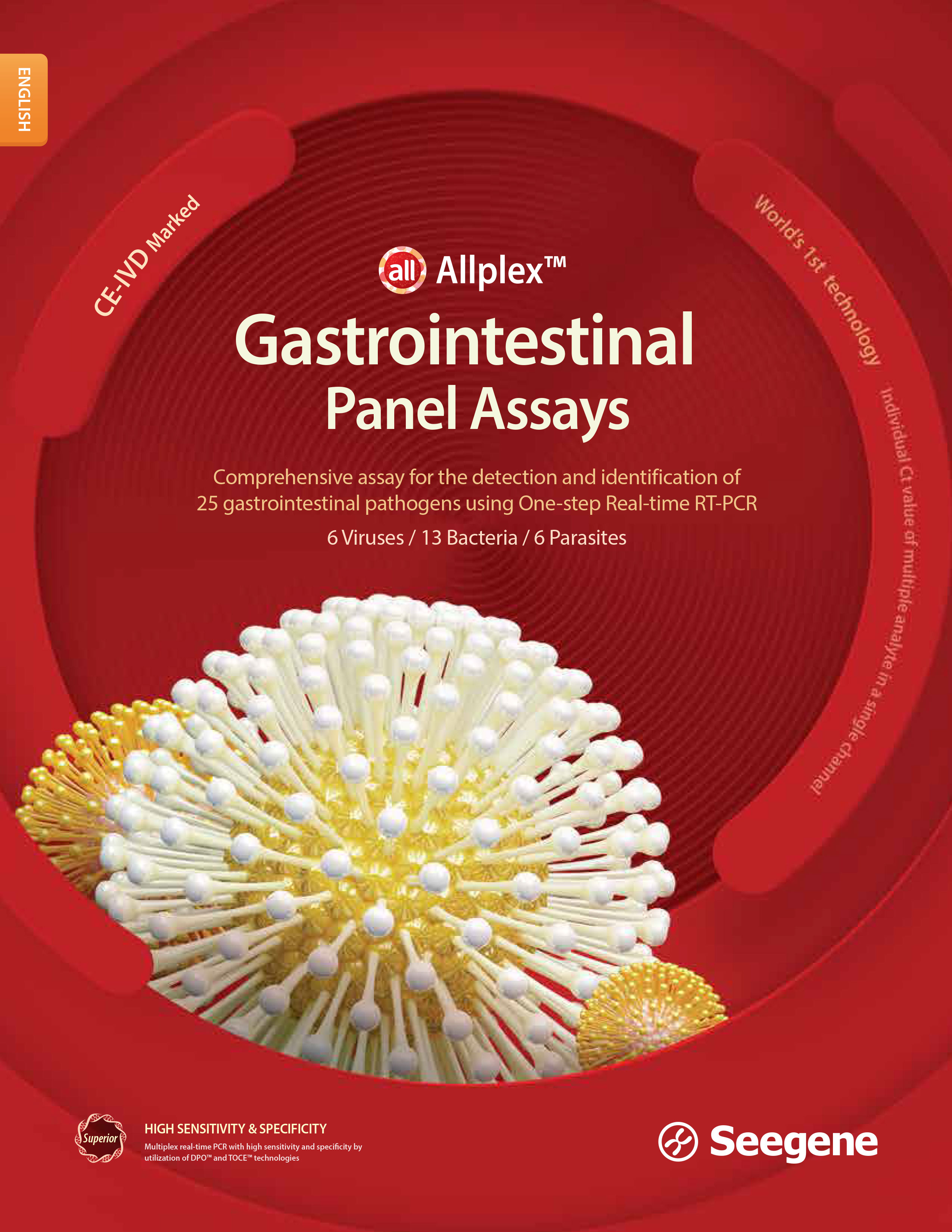Allplex™ Gastrointestinal Full Panel Assay