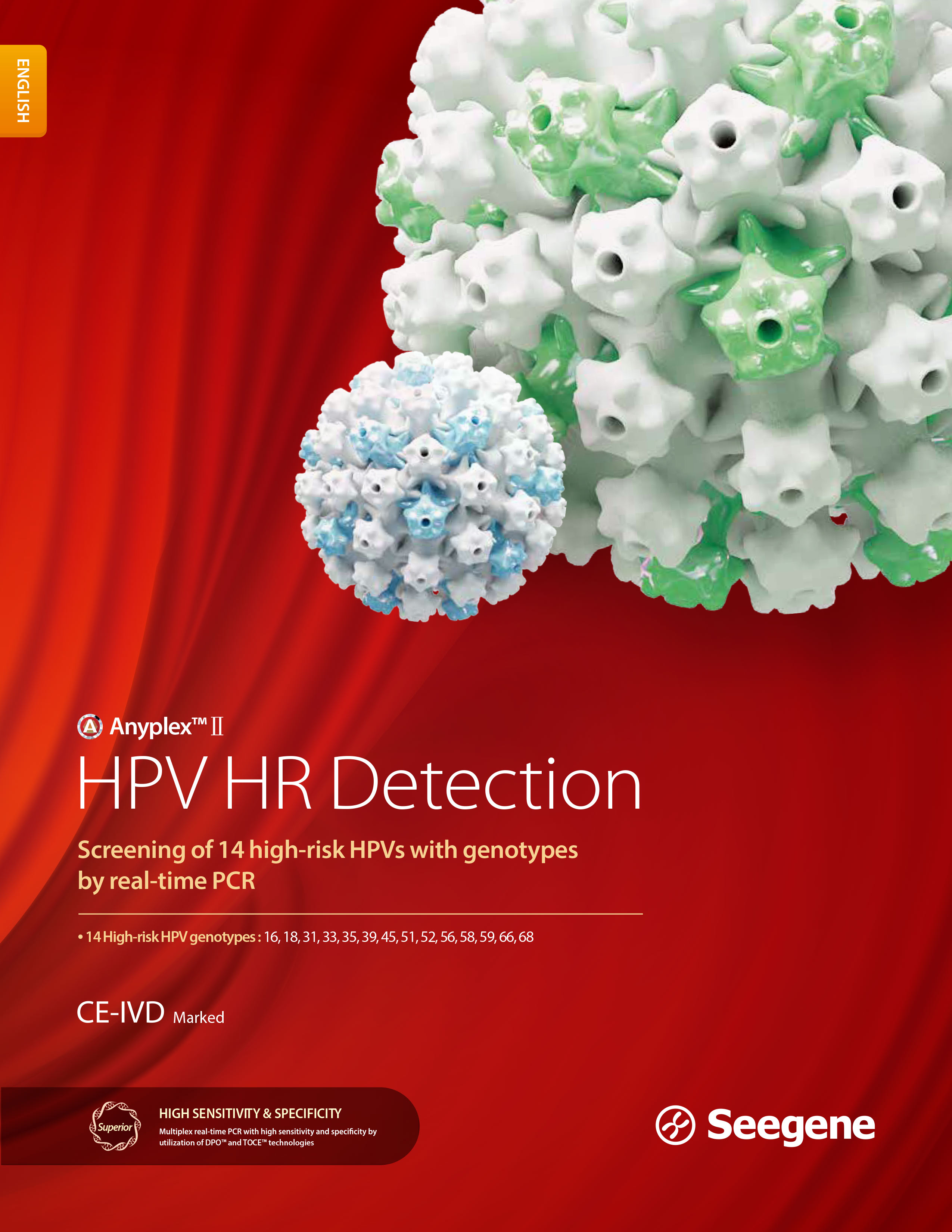 Anyplex™ II HPVHR Detection